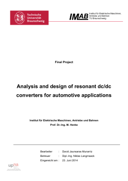 2.2.1 Series Resonant Converter - Academica-e