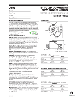 PDF Spec (lensed trims)