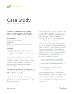 Case Study - PolyVision
