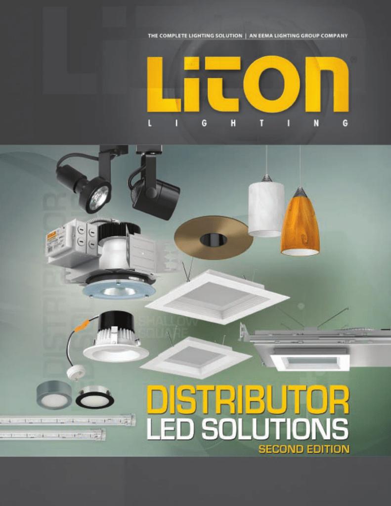 Marvelous Catalog Liton Lighting