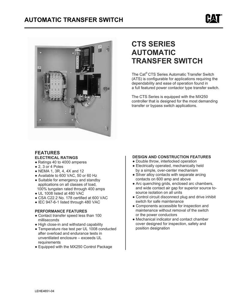 Cts Series Automatic Transfer Switch Mains Disconnect 018489116 1 B726ea96dd00db951eb533f47935281e