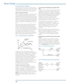 AC Servo Motor Control with QEP Module by EZDSP2812 Professor: Chen on