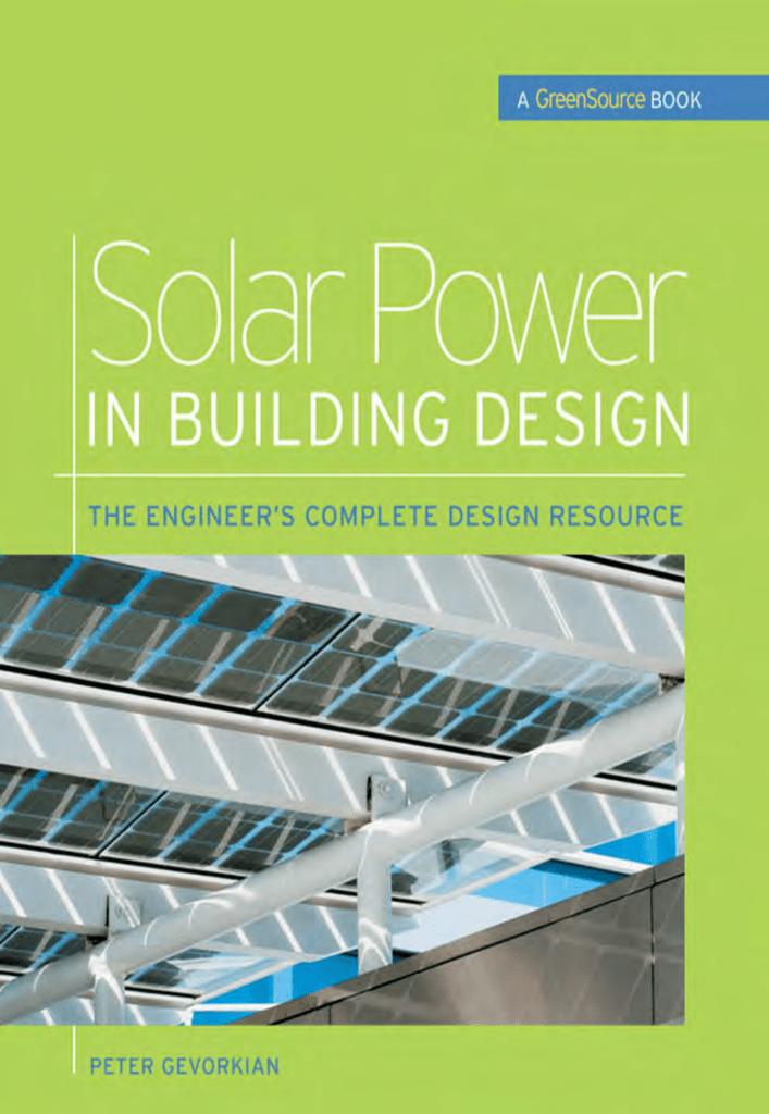 Solar Power in Building Design - United Diversity