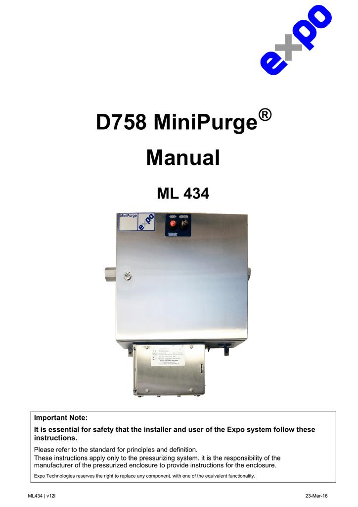 d758 motor purge manual rh studylib net