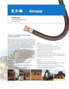 Aeroquip FCM2517 Steel 06AN Male To 1//4 Straight Pipe Connector