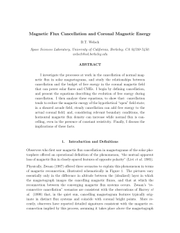 Magnetic Flux Cancellation and Coronal Magnetic Energy