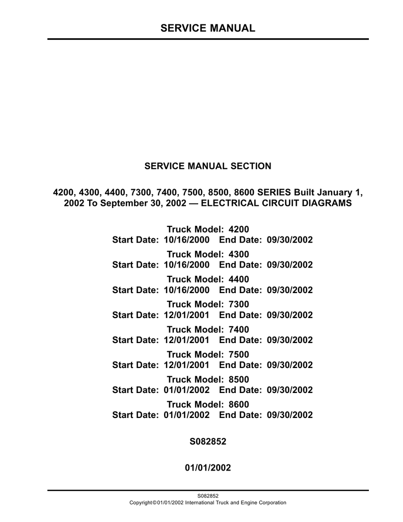 service manual - Navistar Builder on navistar 7.3 diagram, sterling trucks electrical diagrams, model engine glow plug diagrams, ezgo golf cart parts diagrams, international navistar parts diagrams, 1996 ezgo gas electrical diagrams, international trucks specs diagrams, international truck electrical diagrams, sterling air switch diagrams, international dt 466 engines diagrams, scout ii diagrams, 7.3 ford diesel diagrams,