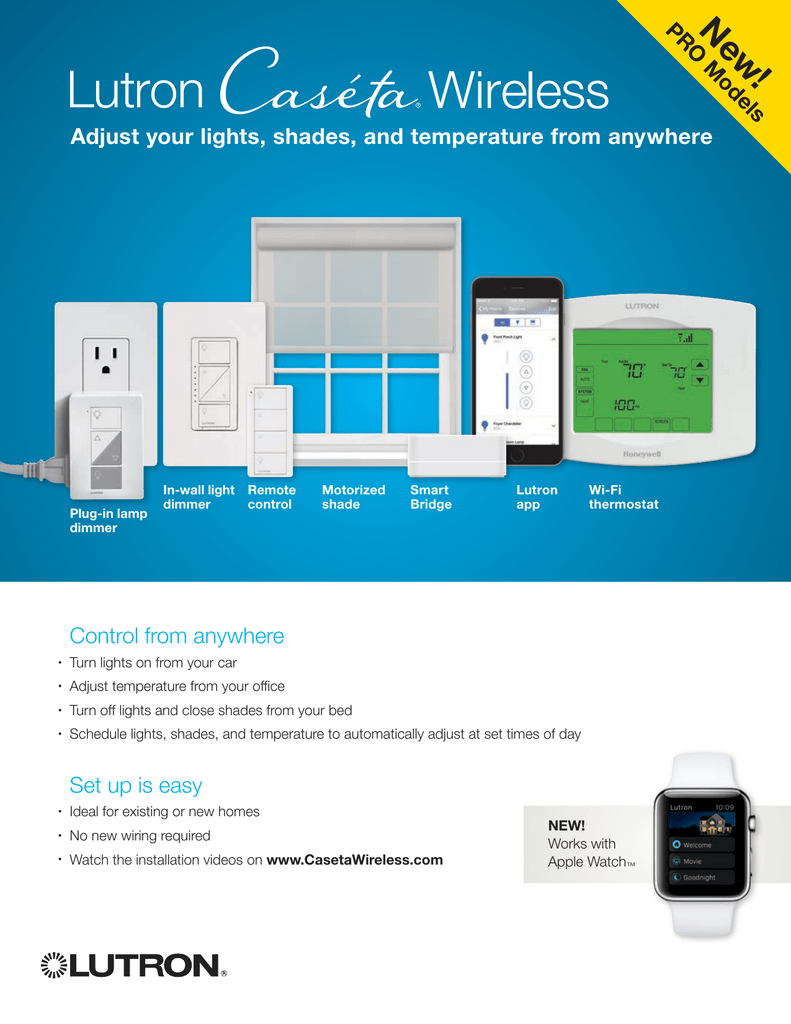 Lutron - Cooper Electric Supply