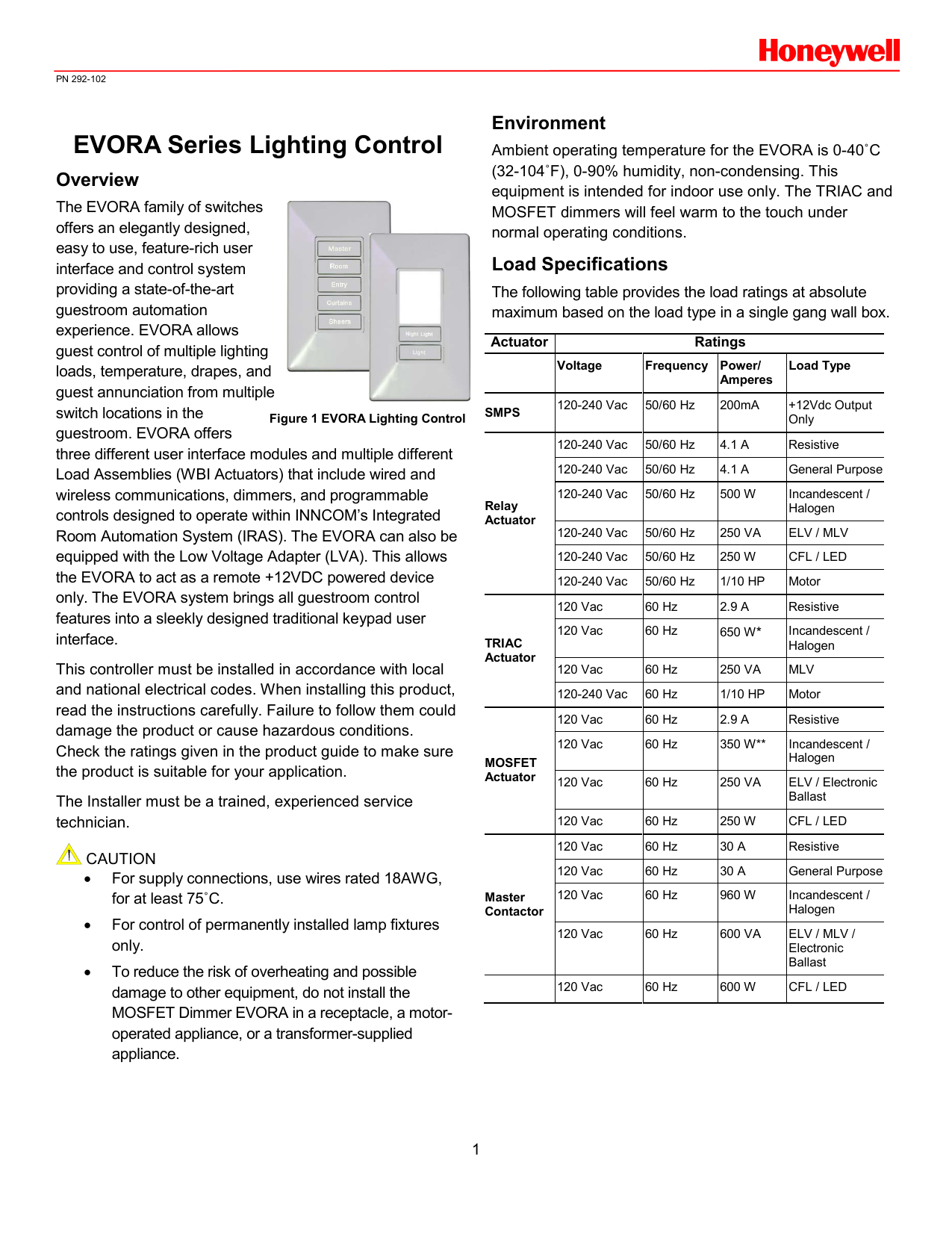 EVORA Installation Guide