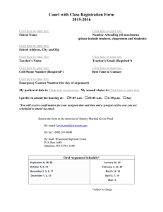 Court with Class Registration Form 2015-2016