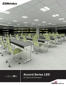 AccordLED Brochure - Buy Rite Electric