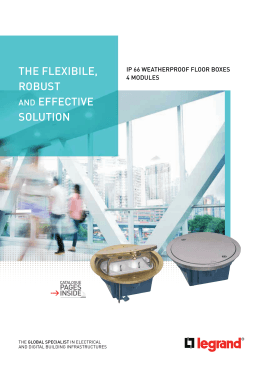 the flexibile, robust and effective solution