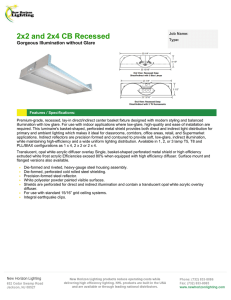 View PDF - New Horizon Lighting