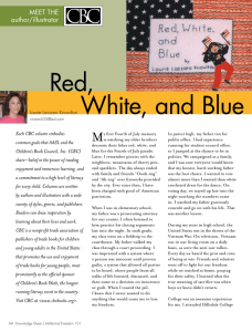 white, and Blue Red - American Library Association