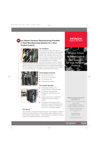 Mission Critical Business Critical EMS Solutions for High Reliability
