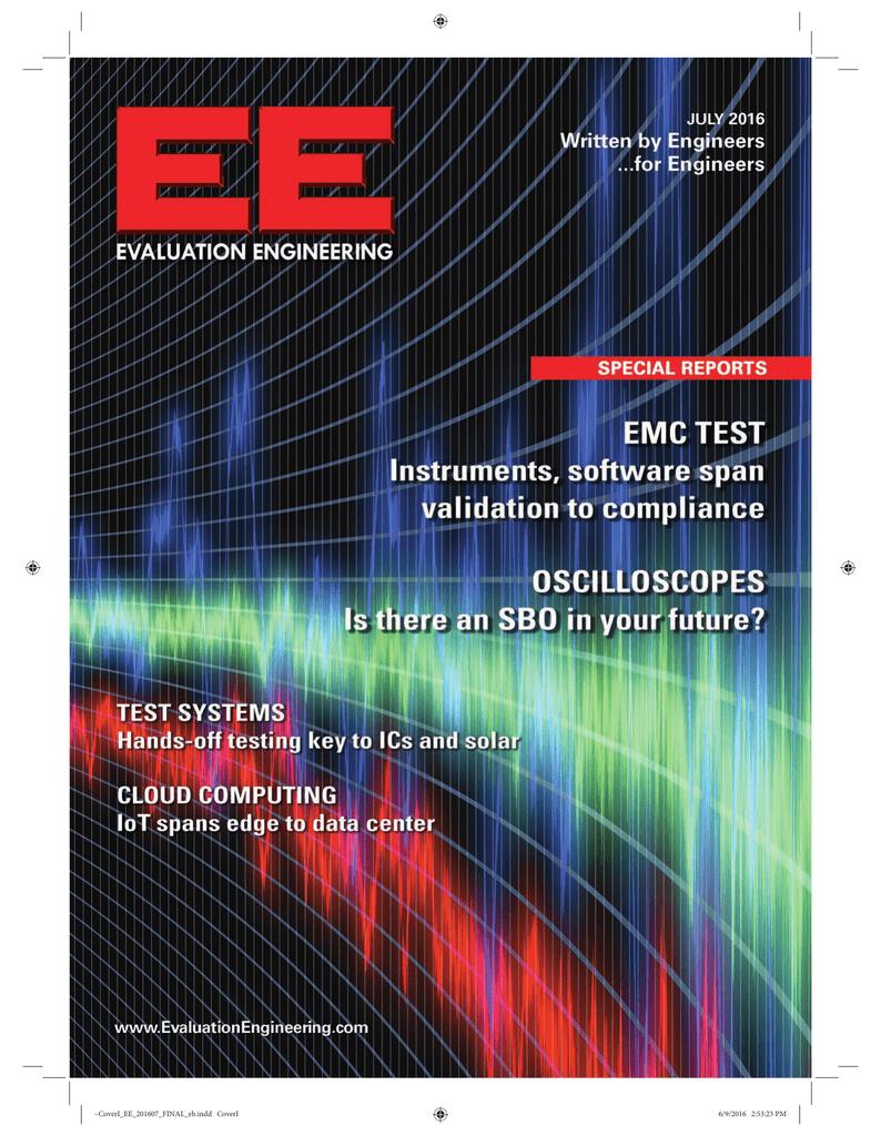 pdf version - Evaluation Engineering