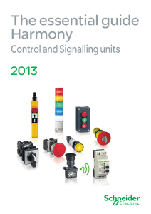 The essential guide Harmony