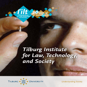 Tilburg Institute for Law, Technology, and Society