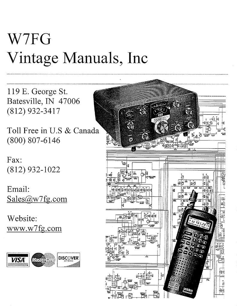 Untitled Vintage Manuals Astatic D 104 Mic Wiring Diagram For Htx 252