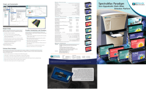 SpectraMax Paradigm data sheet rev B.indd