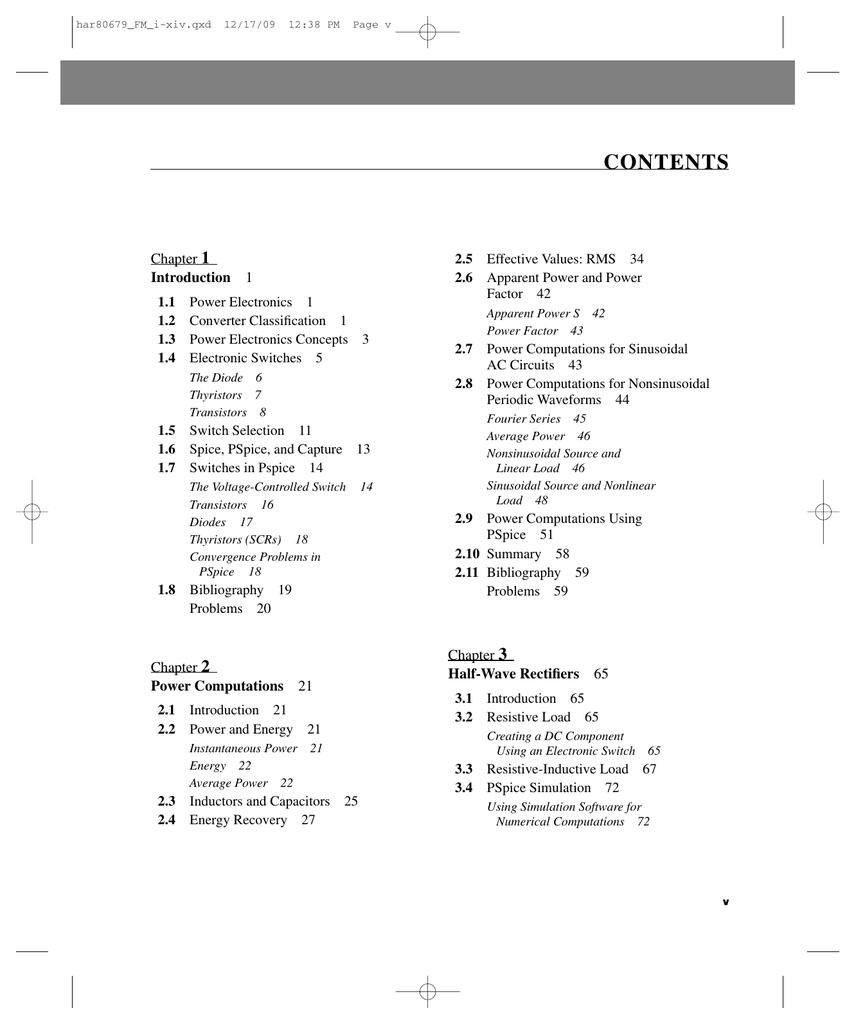 Hart Complete TOC