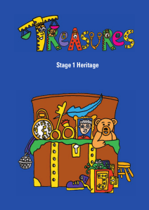 Treasures teacher book