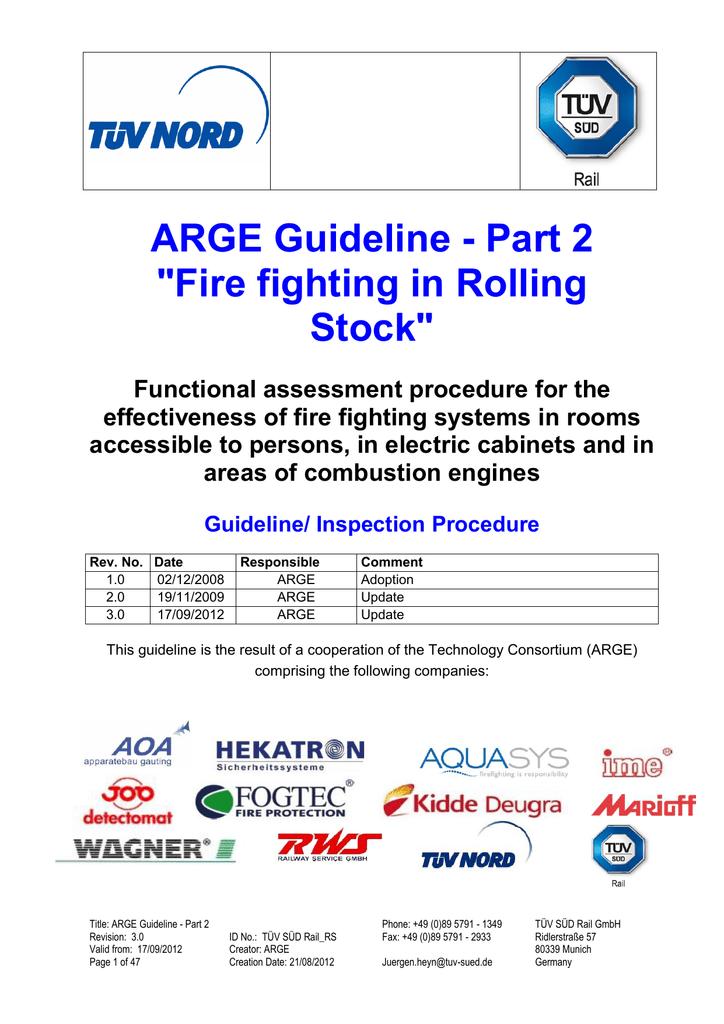 ARGE Guideline - Part 2