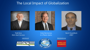 The Local Impact of Globalization