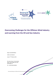 offshore wind report