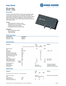 RFoF6 - 6GHz_Datasheet_1115_final