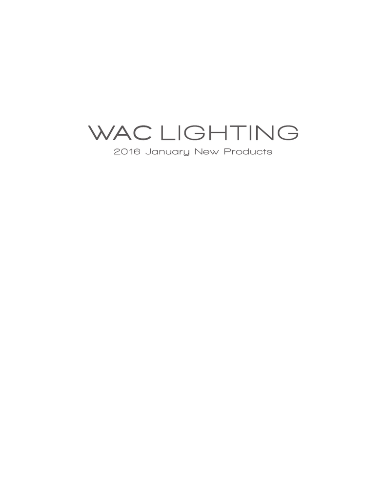 WAC Lighting WEDL-RT-12A-BK W Recessed Track Flanged Live End Left Current Limiter