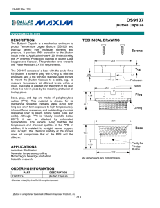 DS9107+ Datasheet - Mouser Electronics