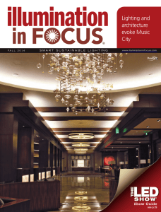 Illumination in Focus - Fall 2014