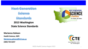 "The ""What"": Key Shifts in NGSS"