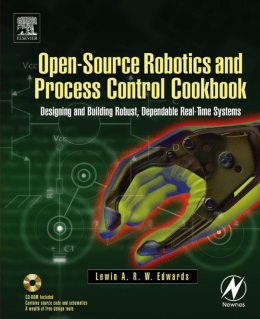 Open-Source Robotics and Process Control