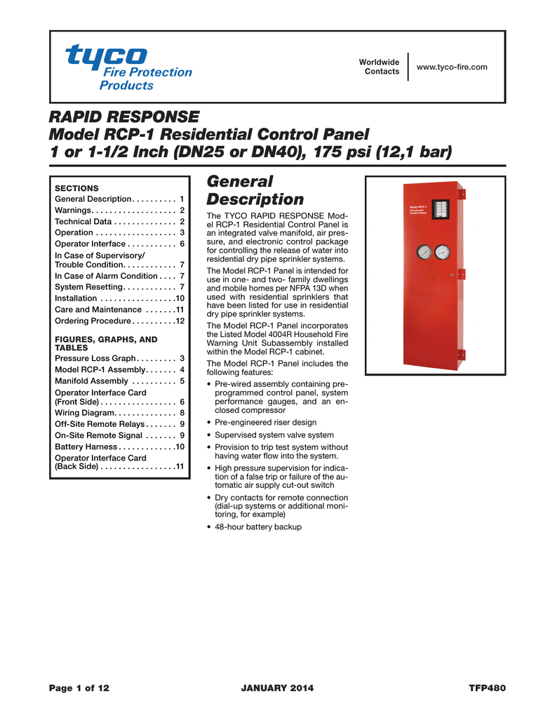 453kb tyco fire productsFire Alarm Panel Wiring Diagram Tyco Get Free Image About Wiring #5