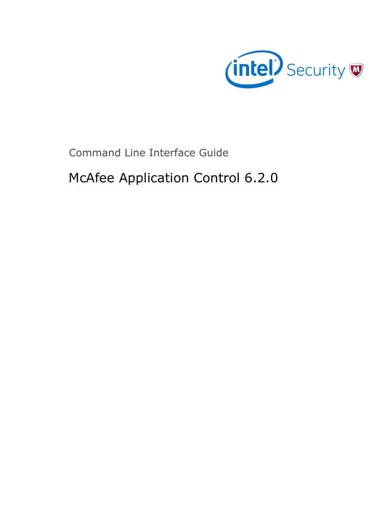 how to whitelist an application in mcafee
