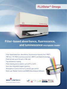 Filter-based absorbance, fluorescence, and