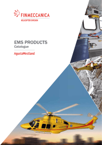 ems products - Finmeccanica