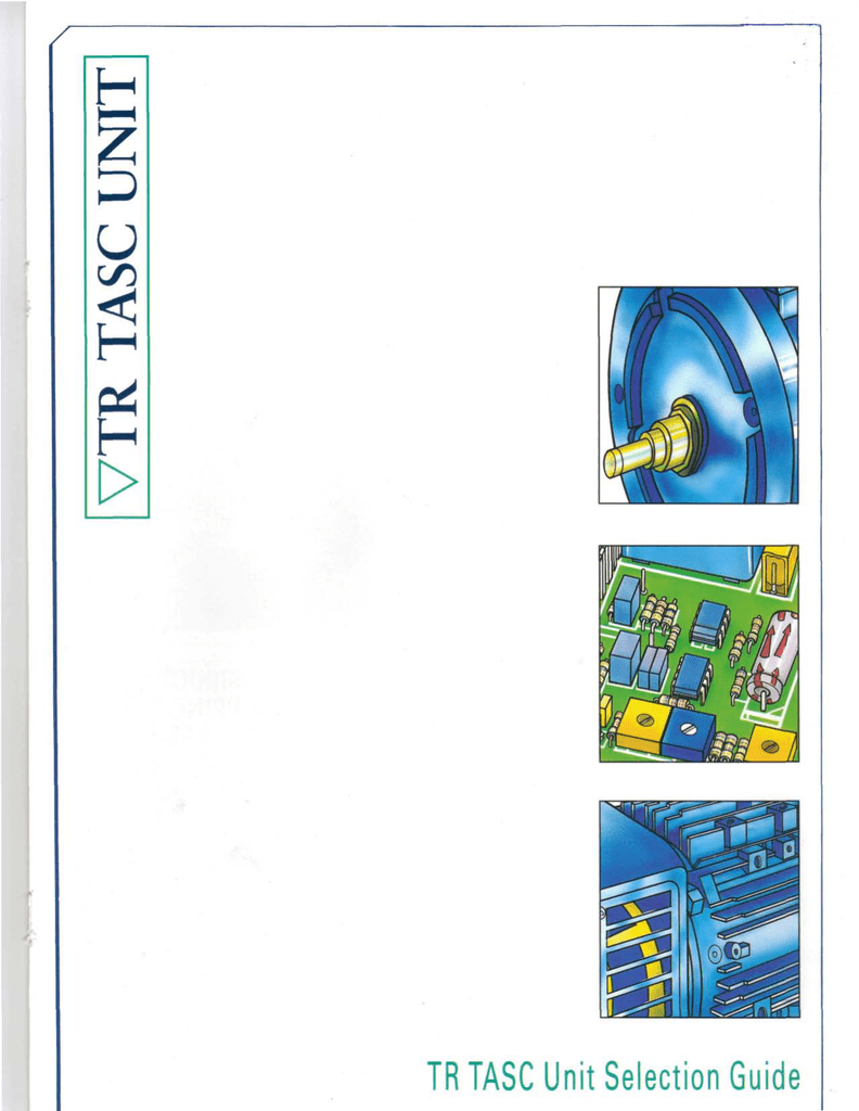 TASC TR Eddy Current Drives