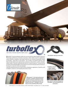 TurboFlex™ Power Distribution Cables