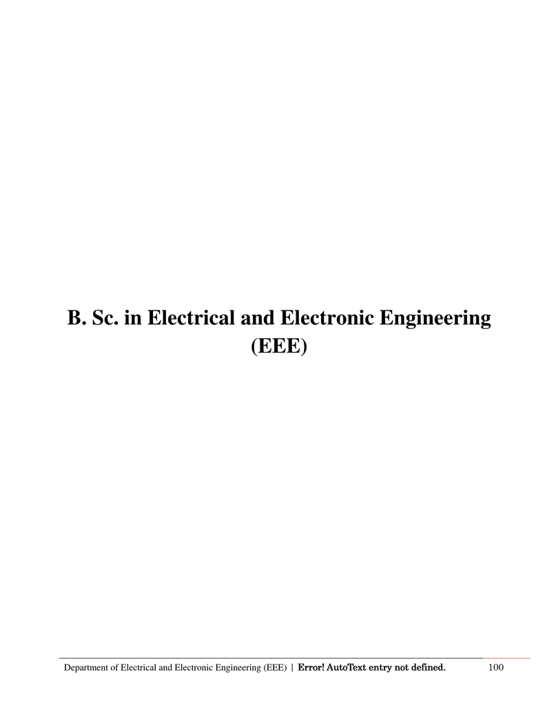 B Sc In Electrical And Electronic Engineering Eee House Wiring Experiment Viva Questions