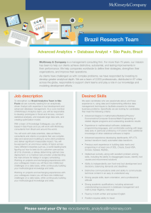 Brazil Research Team