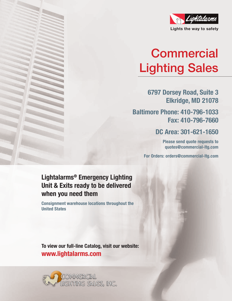 Commercial lighting sales aloadofball Image collections