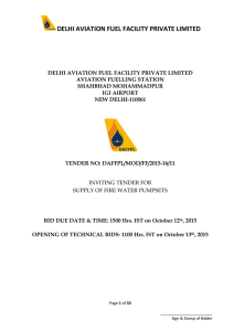 delhi aviation fuel facility private limited