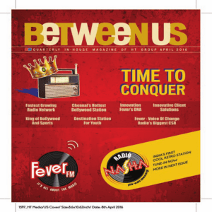 Between Us - Issue 36