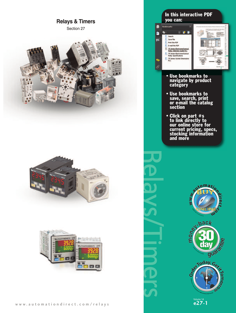 Timer Switch Digital Relay Solid State Electrical Dpdt 110vac 10a 8 Pin Octal Power Circuit Diagram