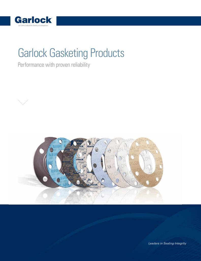 Garlock Gasketing Products Radio Wiring Harness Diagram 70 7992 018547523 1 45465ba9b458af643c6281cc3887c38d