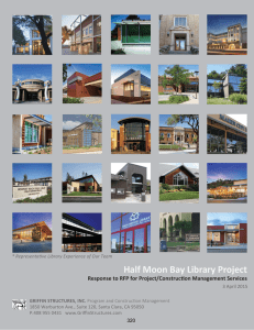 Half Moon Bay Library Project
