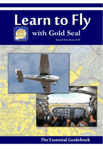 Learn to Fly with Gold Seal